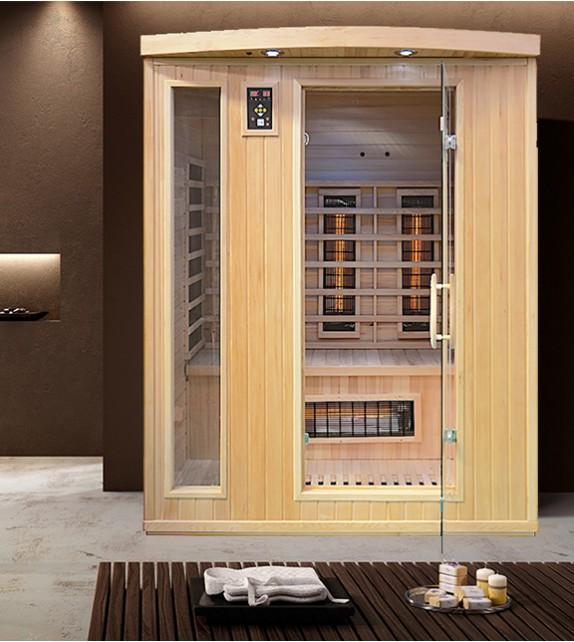 infrarotkabine alpenlux 153 mit vollspektrumstrahlern. Black Bedroom Furniture Sets. Home Design Ideas
