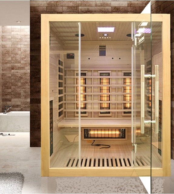 mw deluxe infrarotkabine infrarotkabinen tiefenw rme infrarotkabine kaufen infrarotkabinen. Black Bedroom Furniture Sets. Home Design Ideas